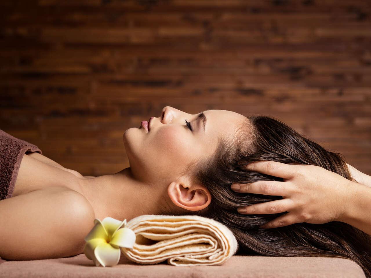Klasická masáž, aromaterapeutická masáž alebo bankovanie v sal