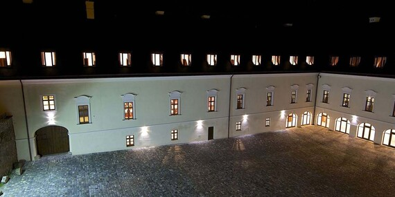 Rozprávková zima v zámockom hoteli The Grand Vígľaš**** s polpenziou a luxusným wellness/Detva - Vígľaš