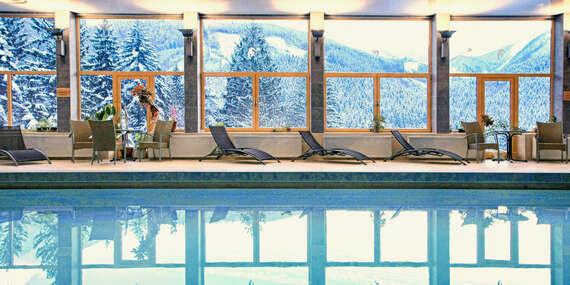 ŠPECIÁLNA NARODENINOVÁ PONUKA: Zima a jarné prázdniny v rodinnom hoteli Boboty*** vo Vrátnej doline s wellness/Terchová - Vrátna dolina