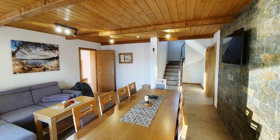 Rodinná dovolenka vo vlastnej chatke priamo v areáli Ski Krušetnica/Krušetnica - Orava