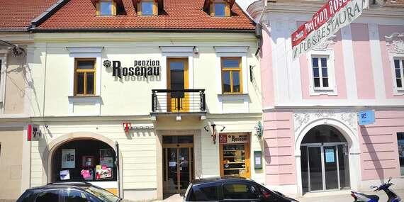 Penzión Rosenau / Rožňava