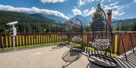 Obľúbený rodinný hotel Magura s raňajkami a iba 15 min. autom od Chodníka korunami stromov / Vysoké Tatry - Ždiar