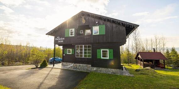 Vila Danielův dům až pro 13 lidí po celý rok s možností vánočních a novoročních pobytů/Slovensko - Vysoké Tatry - Tatranská Polianka