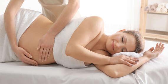 Masáže pre mamičky a tehotné - vytúžený relax a úľava pre namáhané časti tela/Bratislava – Petržalka