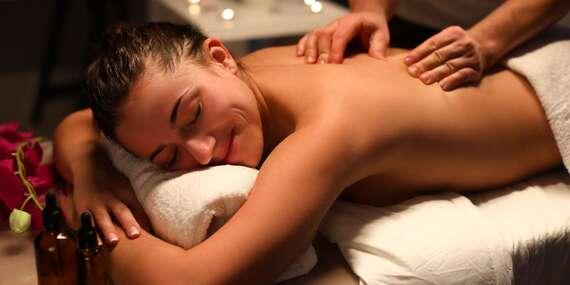 Veľký výber masáží: klasická, reflexná, čokoládová, večerná či aróma/Nová Dubnica