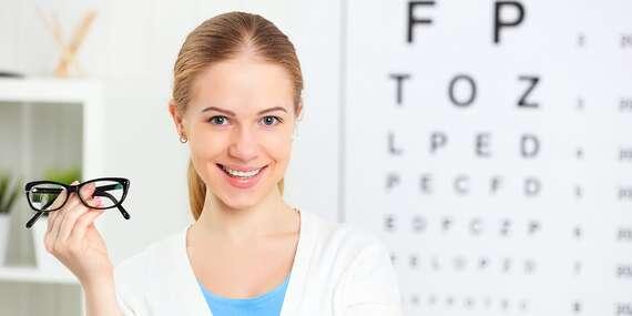 Kompletné očné vyšetrenie bez čakania - vhodné na predpísanie okuliarov či k vodičskému oprávneniu/Bratislava – Staré Mesto