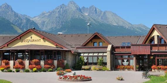Nadechněte se tatranského vzduchu v oblíbeném hotelu Amalia *** + s polopenzí a wellness / Vysoké Tatry - Nová Lesná