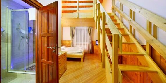 Dokonalý odpočinek ve Špindlerově mlýně s neomezeným wellness a polopenzí v hotelu Lesana ***/Špindlerův Mlýn