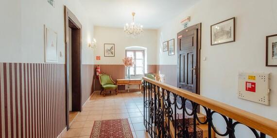 Pobyt v najkrajšom hoteli Banskej Štiavnice v hoteli Salamander*** s raňajkami/Banská Štiavnica