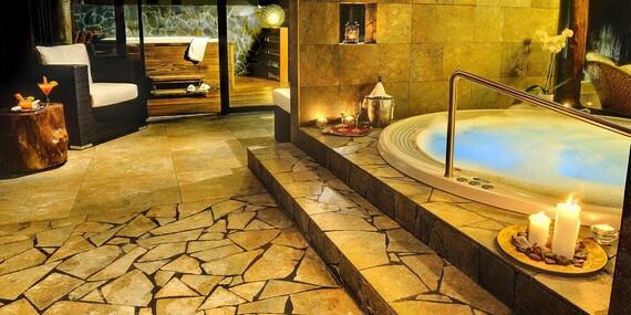 Špičkový adult friendly hotel Tri Studničky s výborným jedlom, wellness a saunovými rituálmi/Demänovská dolina