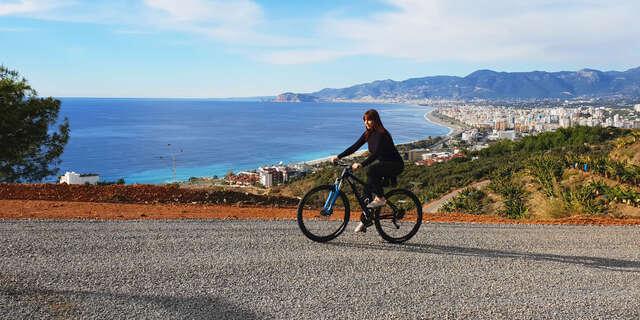Objavte krásy Turecka na bicykli s CK Tatry Travelia vrátane all inclusive a letenky