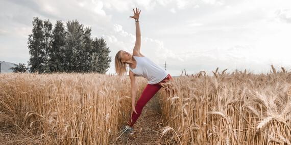 Jednorázový vstup alebo permanentka na Power joga začiatočníci alebo joga balans / Žilina