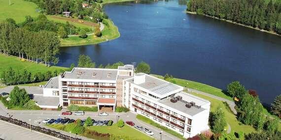 Hotel Adamantino*** u Luhačovické přehrady s plnou penzí, neomezeným wellness a mnoha možnostmi zábavy/Luhačovice - Pozlovice
