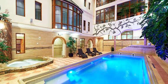 CELOROČNE: Kinga Hotel Wellness**** s neobmedzeným SPA len 10 minút od hraníc a 4 minúty od svahu / Poľsko - Czorsztyn