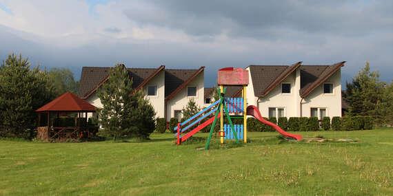 Ubytovanie priamo v Holiday Village pri Tatralandii / Liptovský Mikuláš