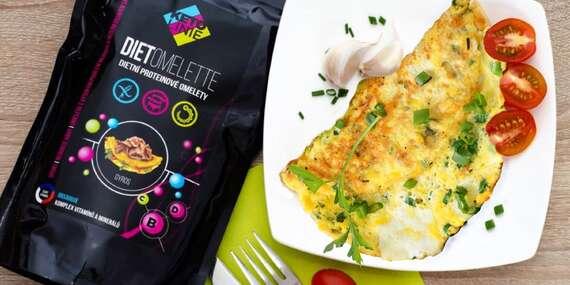 Ketolinie – proteínové polievky, omelety a kaše pre zdravú a chutnú stravu/Slovensko