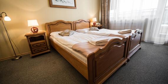 Pobyt v centre kúpeľného mesta Piešťany v hoteli Satelit*** s procedúrami a polpenziou/Piešťany