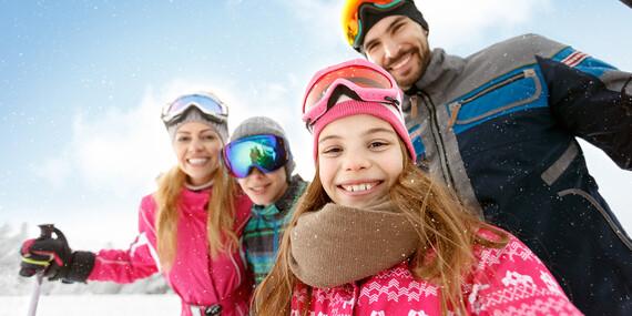 Lyžovačka so skipasom v cene v novopostavenom penzióne Košútka** priamo pod lyžiarskym svahom / Hriňová