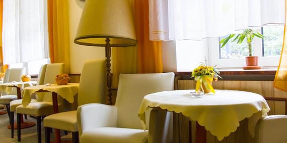 Neomezená konzumace vína pro dva v Hřensku v Hotelu Praha**** se snídaní, večeří a navíc Valentýnský balíček/České Švýcarsko - Hřensko