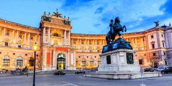 Praktické ubytovanie vo Viedni s raňajkami v cene a výbornou polohou (až 2 deti do 17 rokov zdarma)/Viedeň - Rakúsko