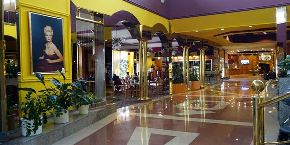 Mimoriadne vyhľadávaný Top Hotel Praha**** s jedinečnou záhradou a neobmedzeným wellness/Česko - Praha