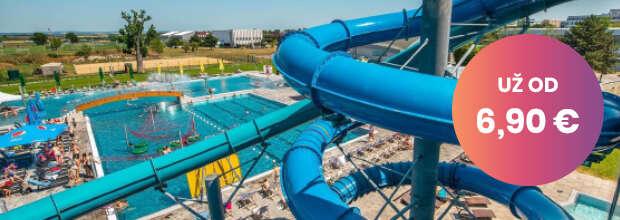 aquapark Trnava rodinny vstup
