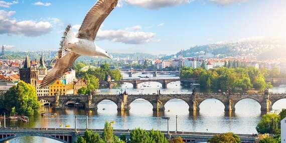 Pobyt v hoteli Don Giovanni**** len 10 min. od centra Prahy akýmkoľvek spojom/Praha 3 - Žižkov - Česko