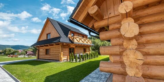 Idylka na Orave pre celú veľkú rodinu s ubytovaním v Chatke Josu, bazénom a wellness/Orava - Zuberec