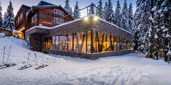Dovolenka pod Chopkom v legendárnom hoteli Björnson s fínskymi kúpacími kaďami/Demänovská Dolina – Jasná