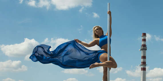 Intenzívny 3 alebo 4-týždňový kurz Pole Dance pre začiatočníkov/Bratislava – Ružinov