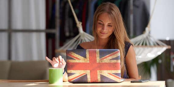 Online jazykový kurz angličtiny od International English University / Slovensko