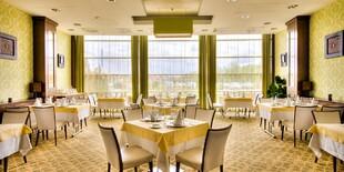 Reštaurácia v hoteli Aquaworld Resort Budapest****