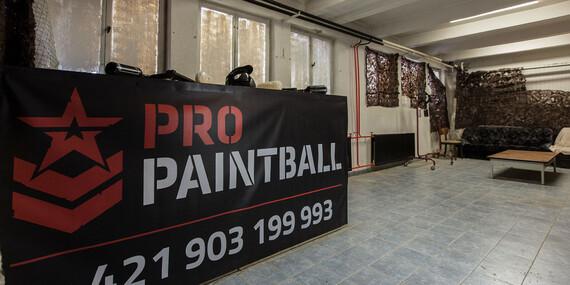 Paintball v aréne podľa mapy Fy_snow z Counter-Strike/Bratislava - Petržalka