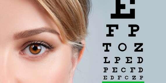 Profesionálne vyšetrenie zraku v centre Vision Care/Bratislava – Karlova Ves