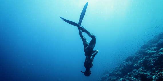 Prístrojové potápanie alebo freediving – dvojhodinový intenzívny kurz / Ilava