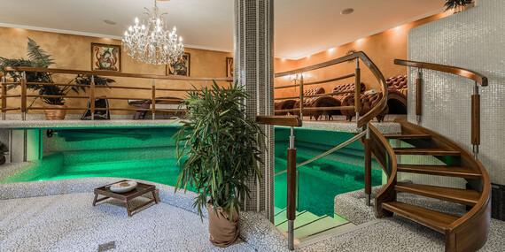 Víkendový wellness pobyt s neobmedzeným vstupom do ájurvédskych kúpeľov, polpenziou a masážami v centre Košíc / Košice - Staré Mesto