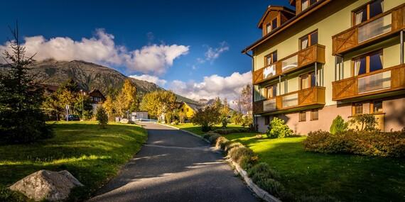 Neobmedzený wellness pobyt v hoteli Villa Siesta*** s polpenziou a masážou / Vysoké Tatry - Novy Smokovec