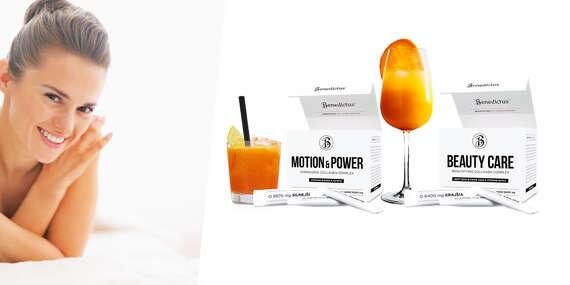 Kolagén Komplex Benedictus - napite sa každý deň na krásu a na zdravie/Slovensko