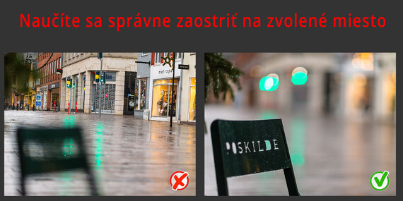 Naučte sa fotiť – hravo/Bratislava – Petržalka