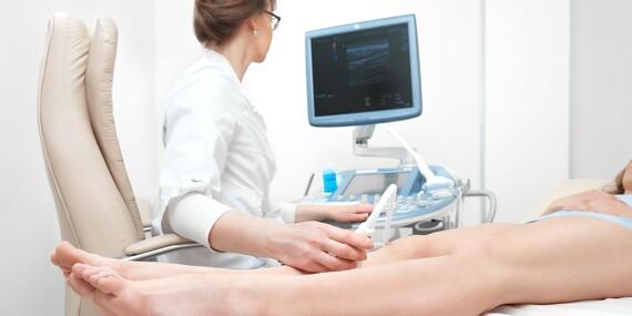 Ultrasonografia - moderné vyšetrenie ciev dolných končatín v poliklinike Falck Healthcare/Bratislava – Staré Mesto