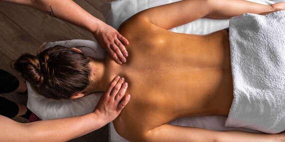 Sakurami: Uvoľnite svoje svaly aj myseľ počas luxusných masáží/Bratislava – Staré Mesto