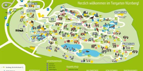 Nejoblíbenější německá ZOO a Delfinárium na celodenním výletě do Norimberku/Německo - Norimberk