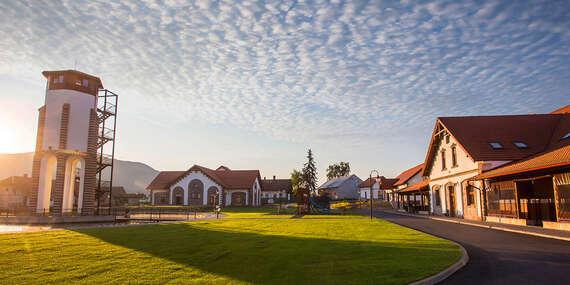 NOVINKA: Letná dovolenka s polpenziou v prekrásnom Masarykovom dvore na Podpoľaní / Pstruša - Vígľaš