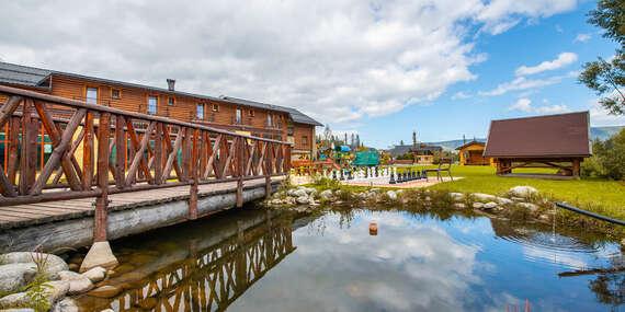 Vynikajúca letná dovolenka na Orave: Čerstvý vzduch, wellness a tradičná kuchyňa v Kolibe Josu/Orava - Zuberec