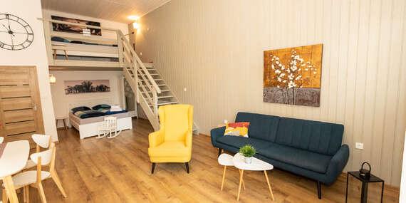 Relax v apartmánoch Horský dom i na terase s krásnym výhľadom (výborná tichá lokalita pri Levoči + dlhá platnosť)/Levoča a okolie, Slovensko