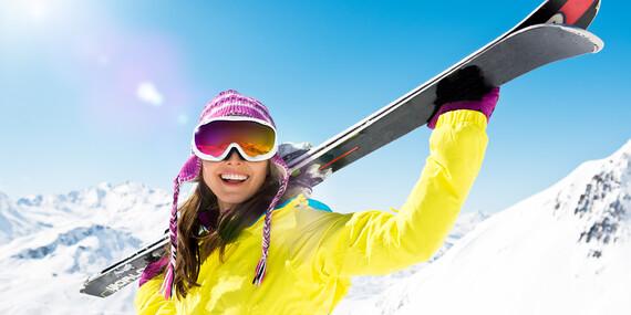 Celodenný skipas aj s obedom a skipas na večerné lyžovanie v SKI centre KOŠÚTKA / Hriňová