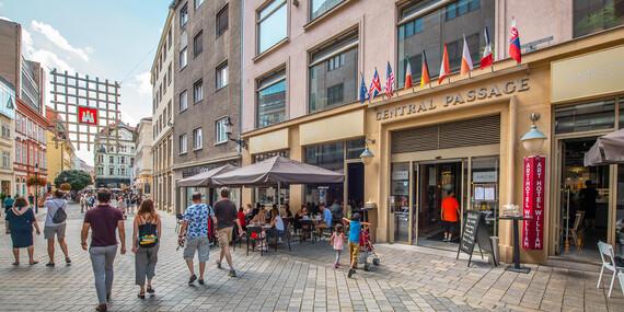 Thali menu v indickej reštaurácií The Curry - vegánske, vegetariánske alebo mäsové/Bratislava - Staré Mesto - Central Pasage