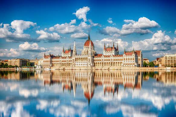49% Maďarsko, Budapešť: 3–5 denní pobyt pro DVA v…
