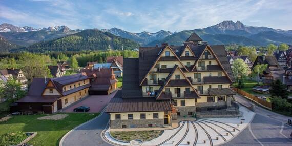 Rodinný hotel Helan*** v Zakopanom so stravou a nádherným novým wellness centrom/Poľsko - Zakopané