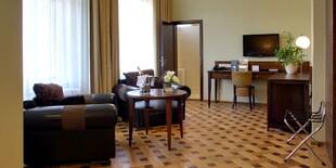 Luxus Vás obklopí v každej časti hotela